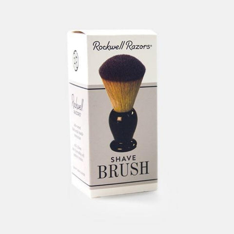 ROCKWELL SYNTHETIC SHAVE BRUSH - LOCAL FIXTURE