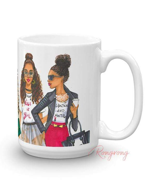 FASHION DIVAS MUG - LOCAL FIXTURE