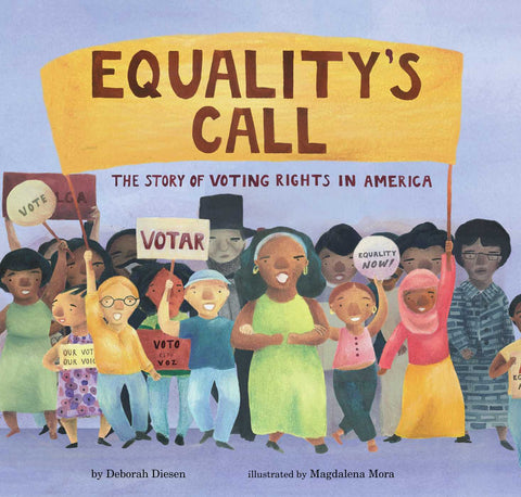 Equality's Call: The Story of Voting Rights in America - LOCAL FIXTURE