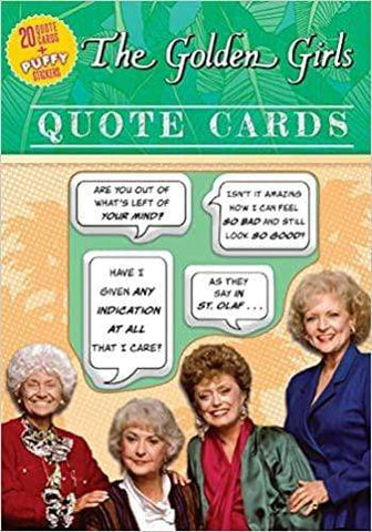 Golden Girls Quote Cards - LOCAL FIXTURE