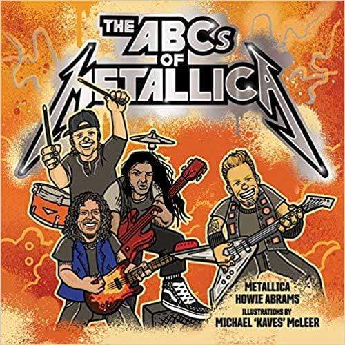 THE ABCS OF METALLICA BOOK - LOCAL FIXTURE