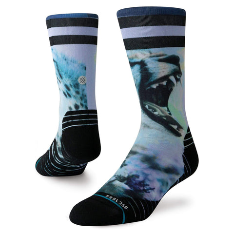 STANCE AGILITY CREW SOCKS - LOCAL FIXTURE