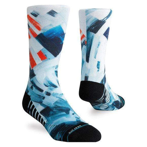 STANCE HIGHER PLACES CREW SOCK - LOCAL FIXTURE