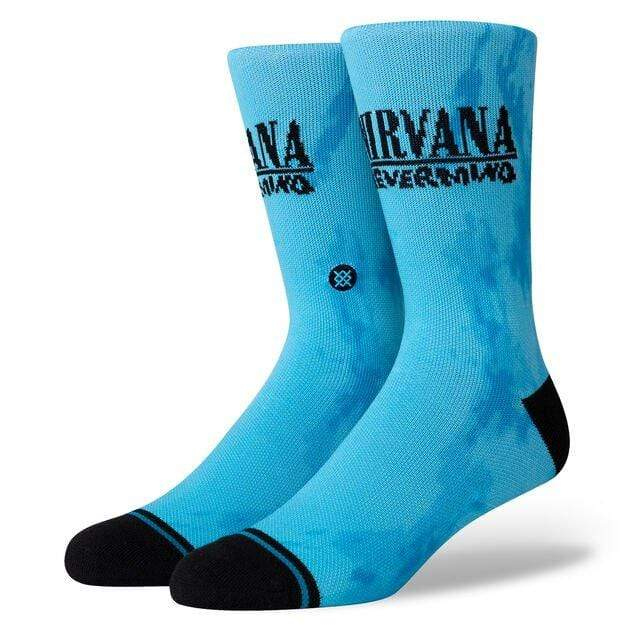 STANCE NIRVANA NEVERMIND CREW SOCKS - LOCAL FIXTURE
