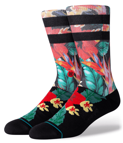 STANCE PAU ST CREW SOCKS - LOCAL FIXTURE