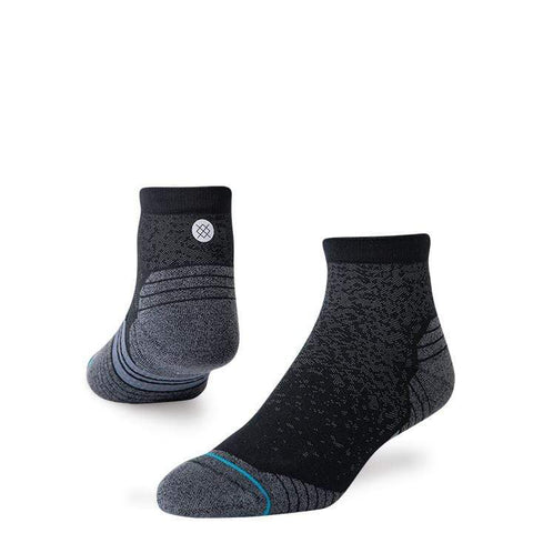 Stance Run Qtr St Black - LOCAL FIXTURE