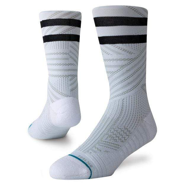 STANCE MEN'S UNCOMMON TRAIN CREW SOCKS - LOCAL FIXTURE