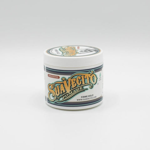 SUAVECITO FIRM HOLD POMADE UNSCENTED 4OZ - LOCAL FIXTURE