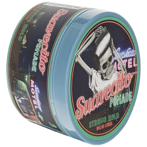 SUAVECITO FIRM HOLD SPRING POMADE 4OZ - LOCAL FIXTURE