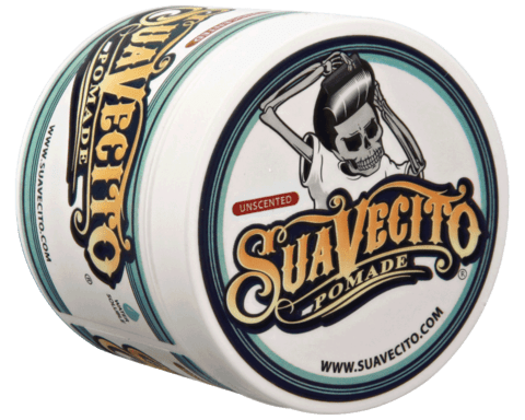 SUAVECITO ORIGINAL HOLD POMADE UNSCENTED 4OZ - LOCAL FIXTURE