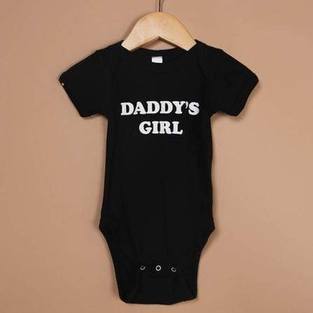 THE BEE AND THE FOX DADDY'S GIRL | ONESIE - LOCAL FIXTURE