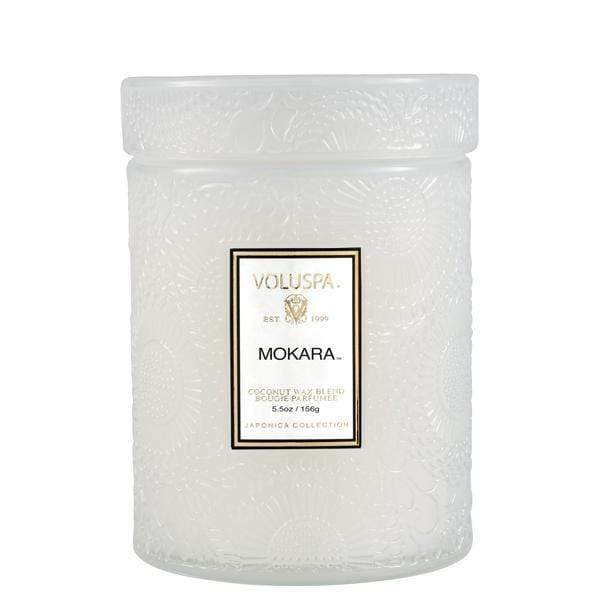 VOLUSPA MOKARA SMALL JAR CANDLE - LOCAL FIXTURE