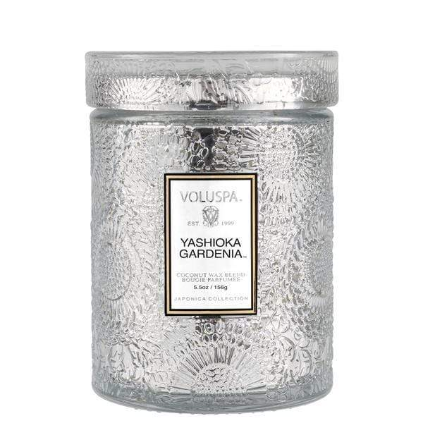 VOLUSPA YASHIOKA GARDENIA SMALL JAR CANDLE - LOCAL FIXTURE