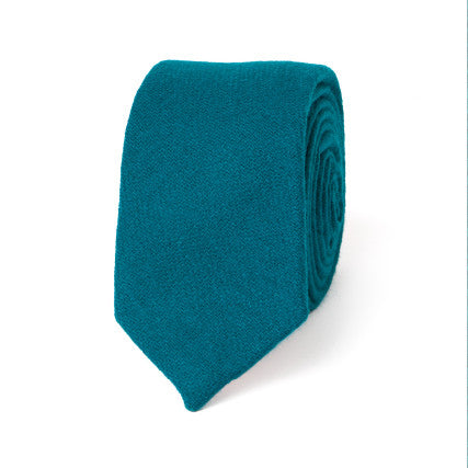 Necktie: Bright Lights in Green