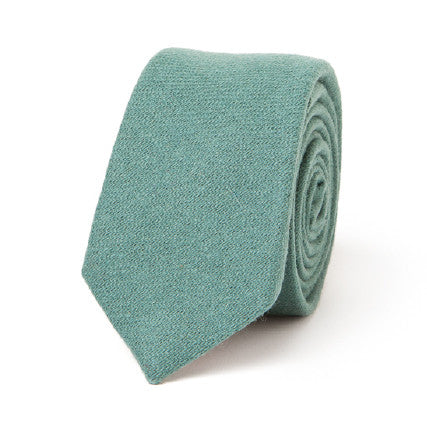 Necktie: Holiday Exclusive—Bright Lights in Mint