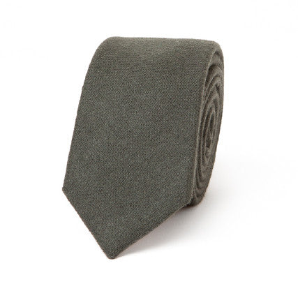 Necktie: Holiday Exclusive—Bright Lights in Gray