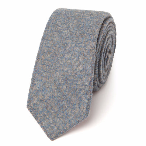Neckties | Bright Lights Wool Mesh