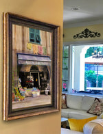 "Load image into Gallery viewer, ""Alimentari"" FRAMED CANVAS ARTIST SIGNED 24""x 32"""