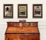 "Load image into Gallery viewer, ""Corner Fruit Store"" Signed Matted & Framed"