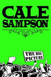 Cale Sampson: The Big Picture CD