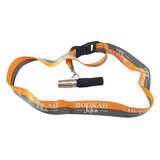 The HJ Stainless Steel Lanyard