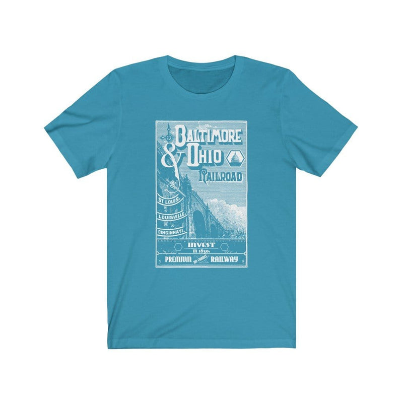 B&O Railroads Tee Shirt