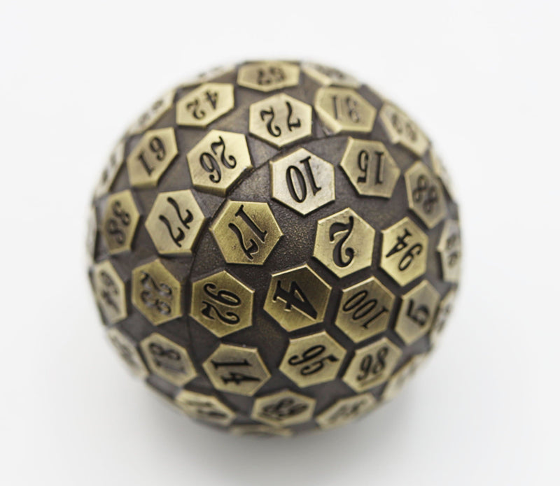 45mm Metal D100 - Bronze