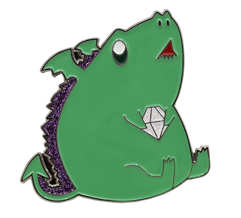 Critters  Pins: Fat Dragon