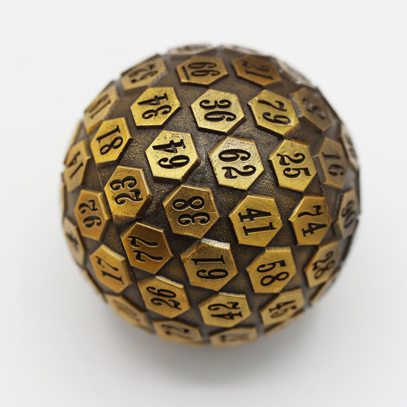 45mm Metal D100 - Gold