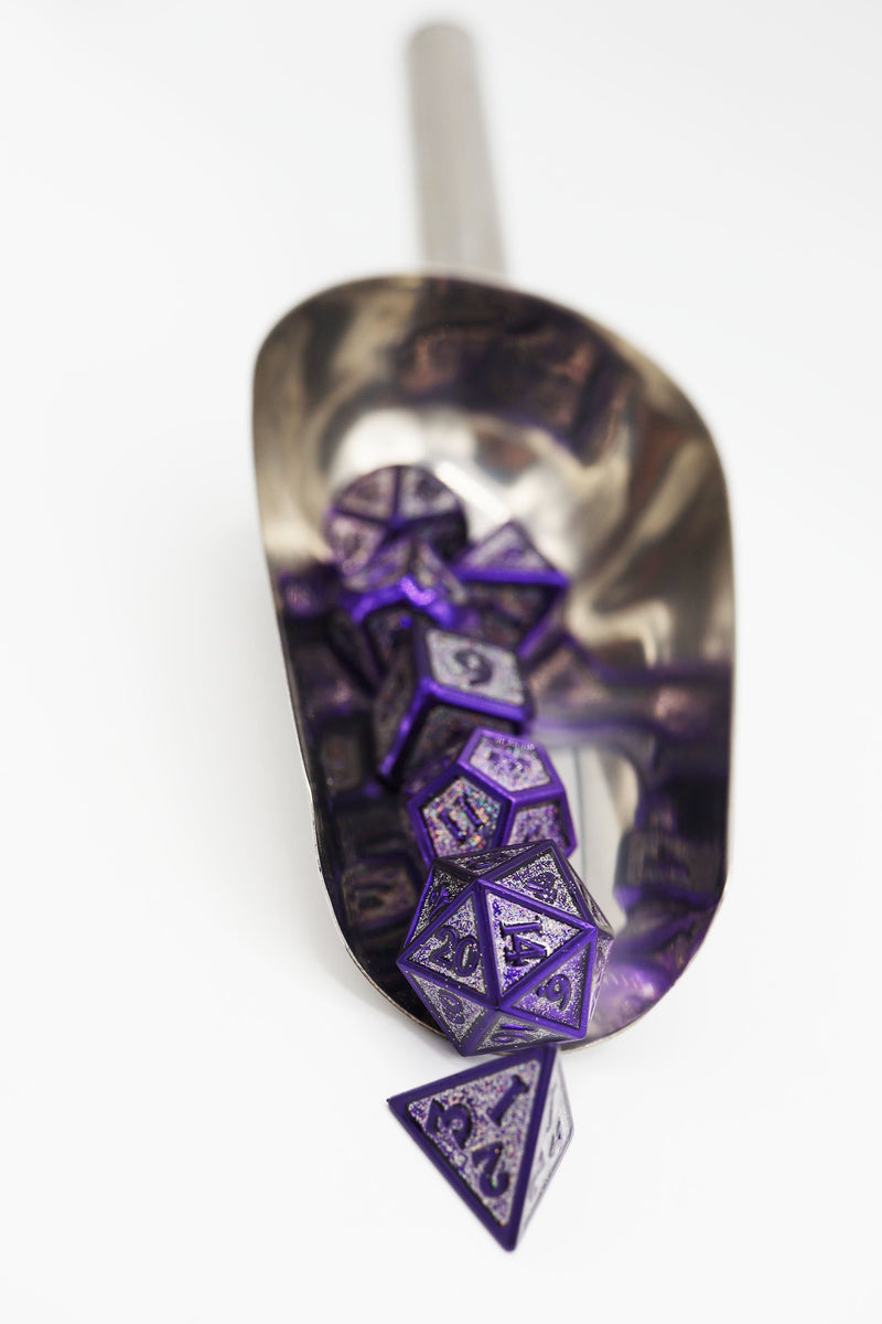 Grape Jelly RPG Dice Set