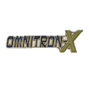 Sentinels of the Multiverse Omnitron Pin