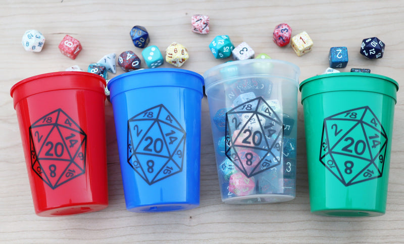 Cup of Dice (Random Scoop)