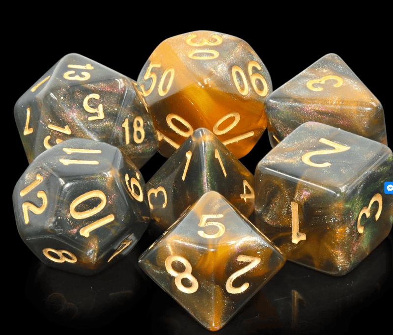 Nightingale RPG Dice Set