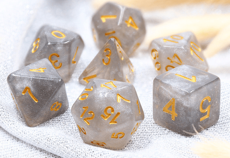 Onyxstone RPG Dice Set