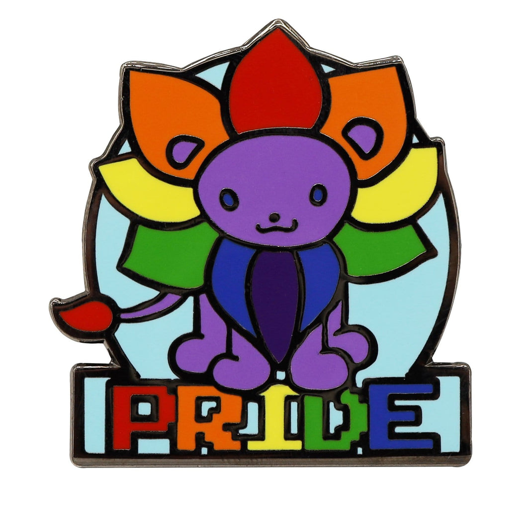 Pride Pins: Pride of Lions