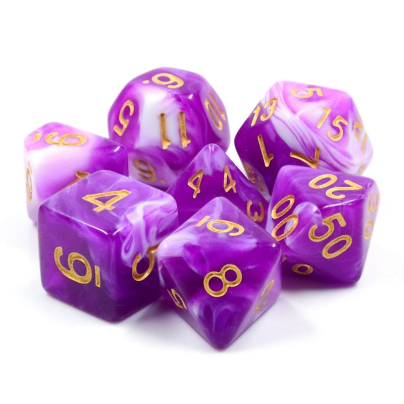 Berry Cream RPG Dice Set
