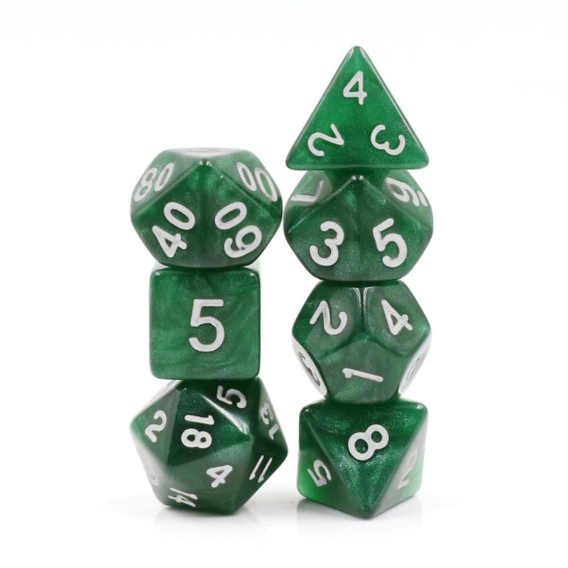 Dark Forest RPG Dice Set