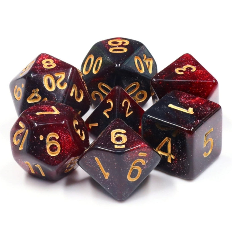 Bloody Mary RPG Dice Set