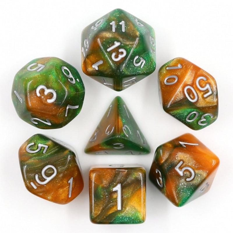 Emerald Vale RPG Dice Set