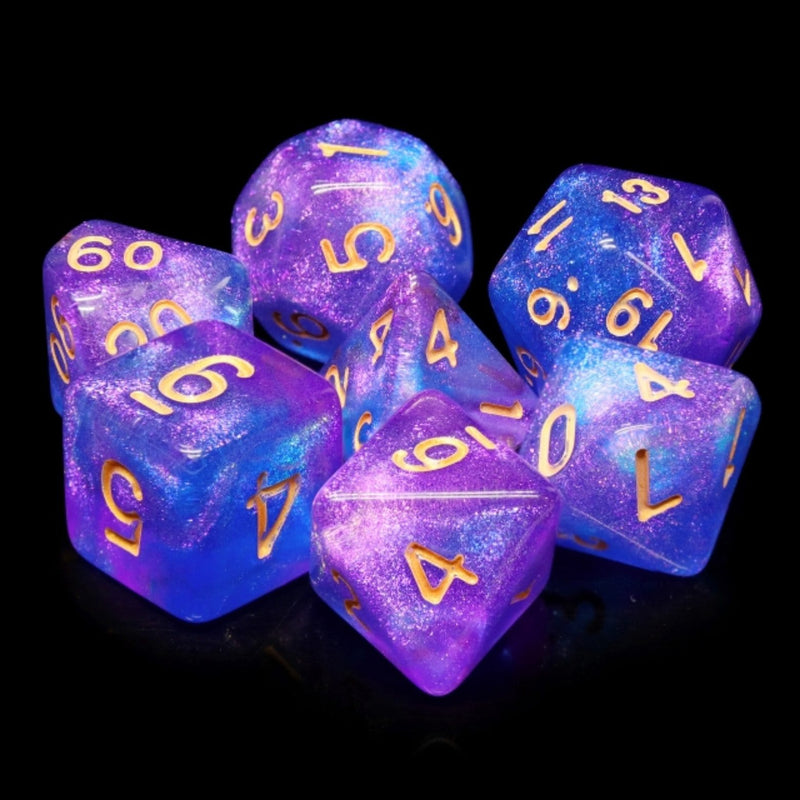 Secret Stars RPG Dice Set