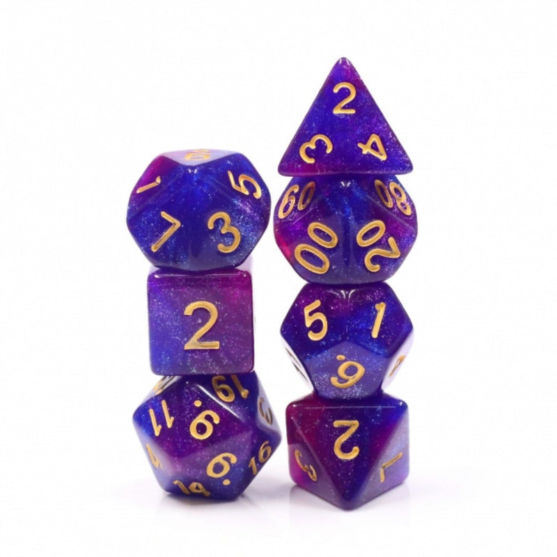 Thousand Stars RPG Dice Set