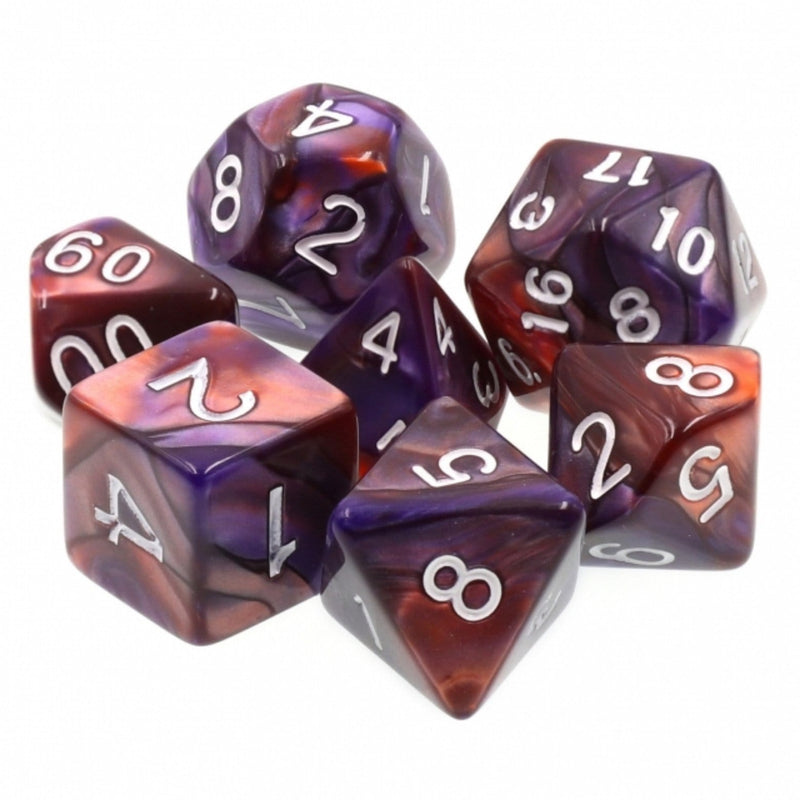 King's Robe RPG Dice Set