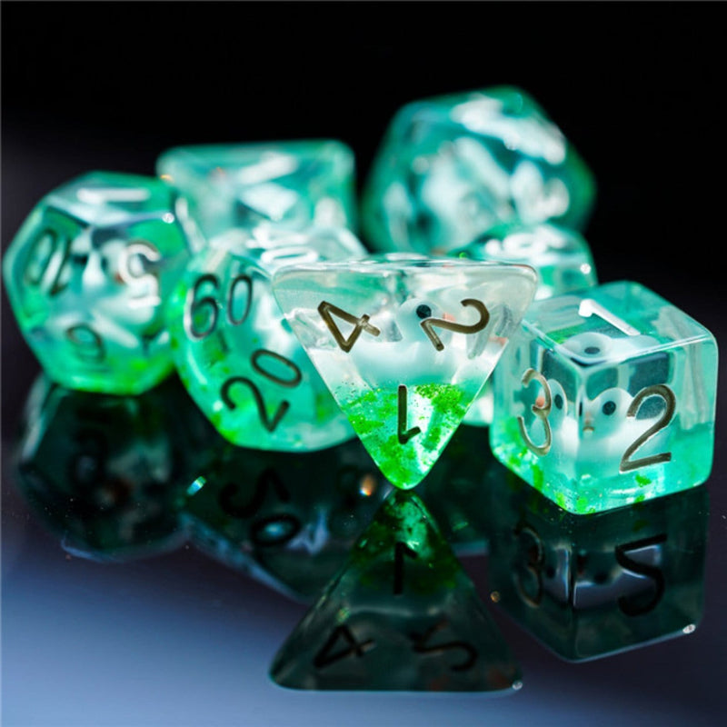 Blue Duck RPG Dice Set