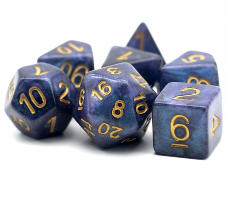 Caribbean Cruise RPG Dice Set
