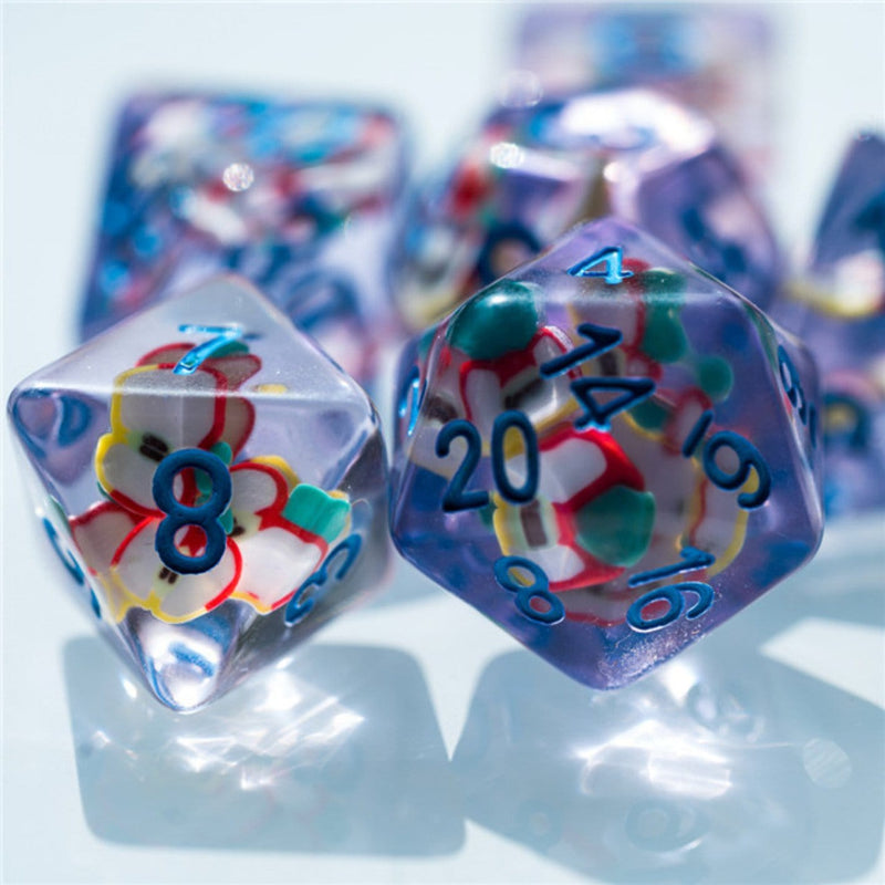 Apple RPG Dice Set
