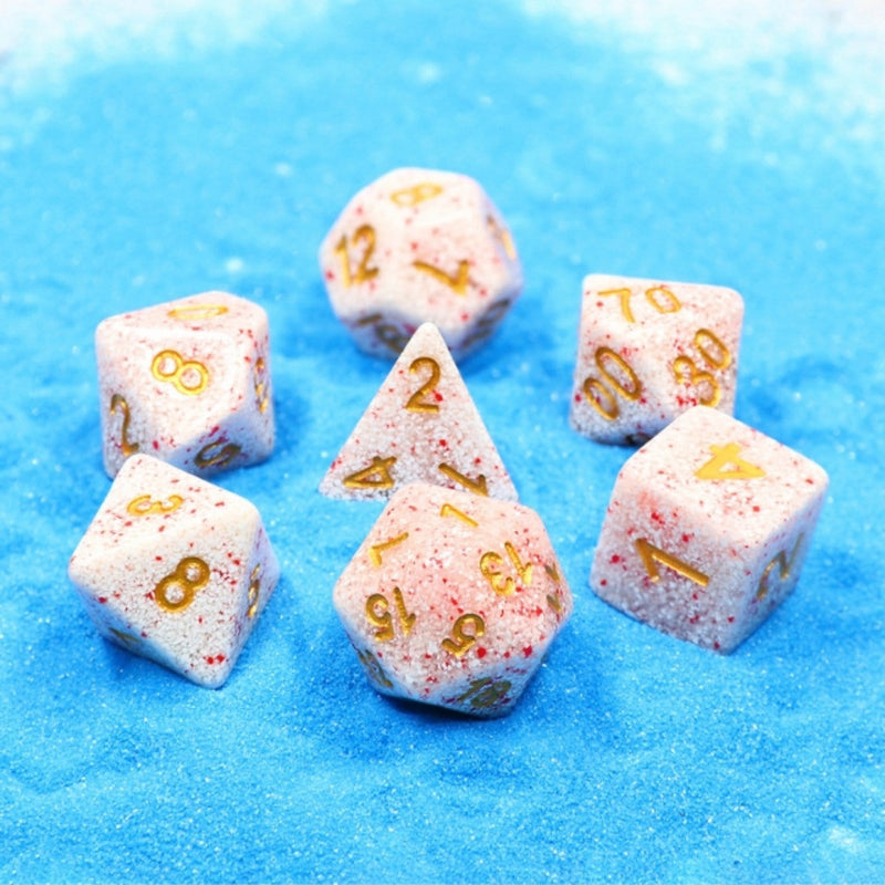 Ume Onigiri RPG Dice Set