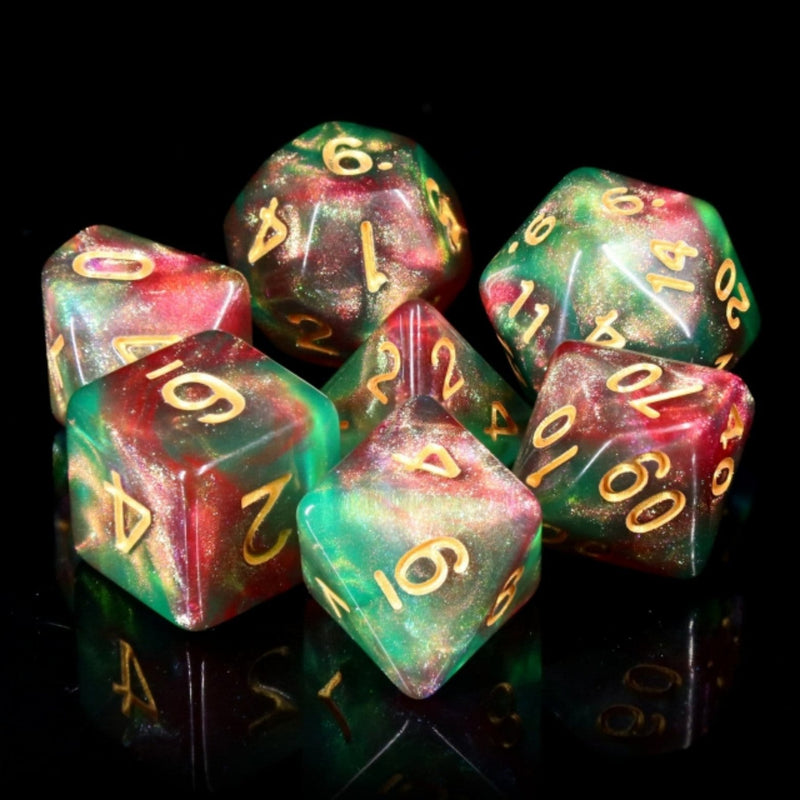 Elf's Dream RPG Dice Set