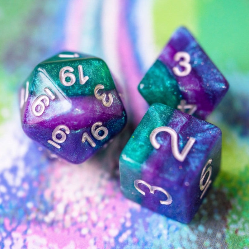 Space Universe RPG Dice Set