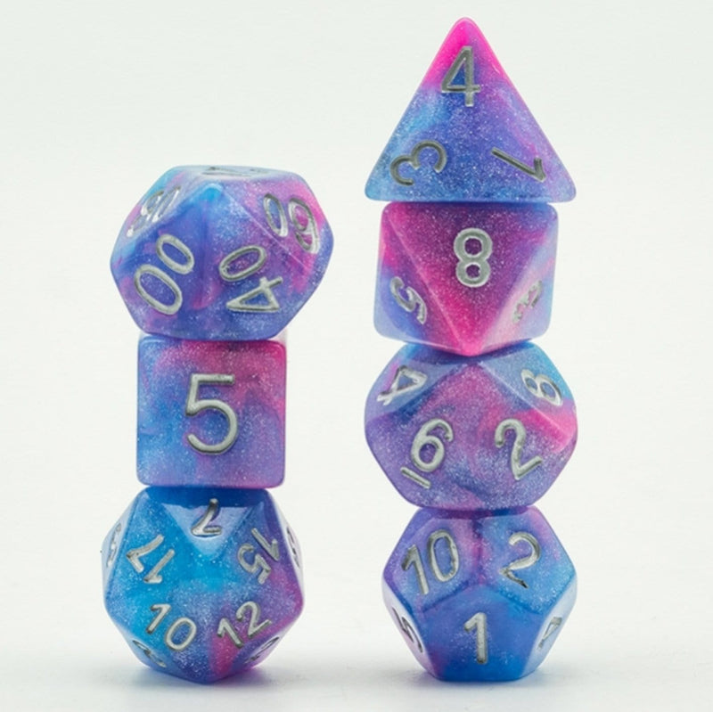 Mermaid Lagoon RPG Dice Set