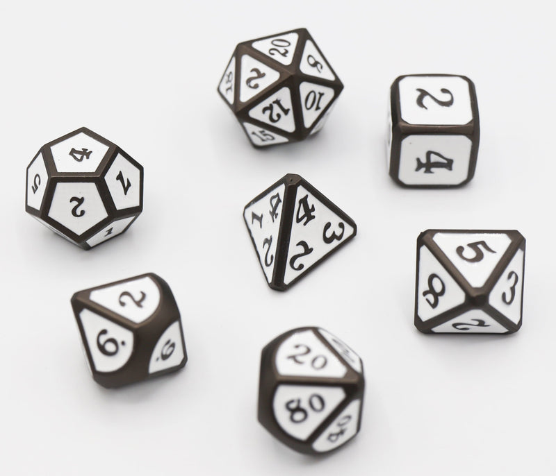 Snow and Ashes RPG Set